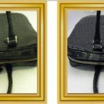 リペア例525:2本手メンズバッグ